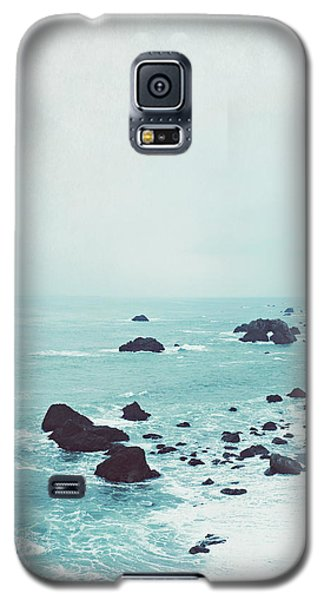 Dusk At The Sea Galaxy S5 Case by Lupen  Grainne