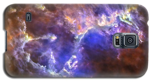 Eagle Nebula Galaxy S5 Case by Adam Romanowicz