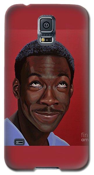 Eddie Murphy Painting Galaxy S5 Case by Paul Meijering