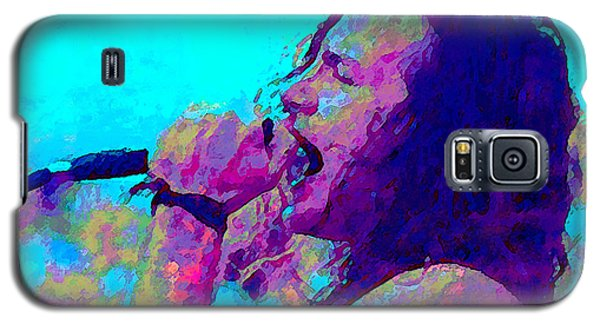 Eddie Vedder Galaxy S5 Case by John Travisano