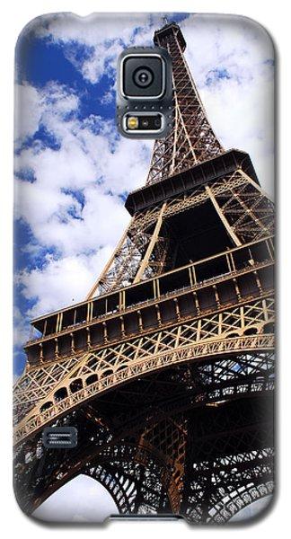 Architecture Galaxy S5 Cases - Eiffel tower Galaxy S5 Case by Elena Elisseeva