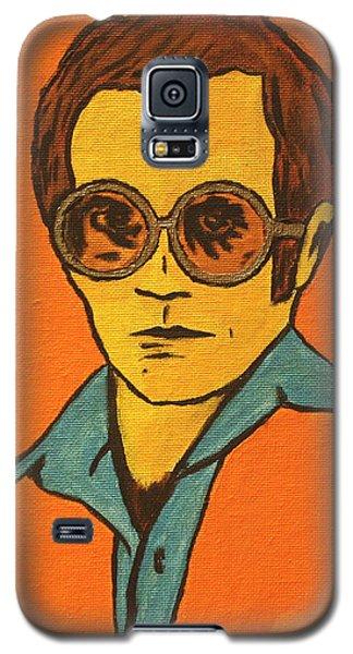 Elton John Galaxy S5 Case by John Hooser