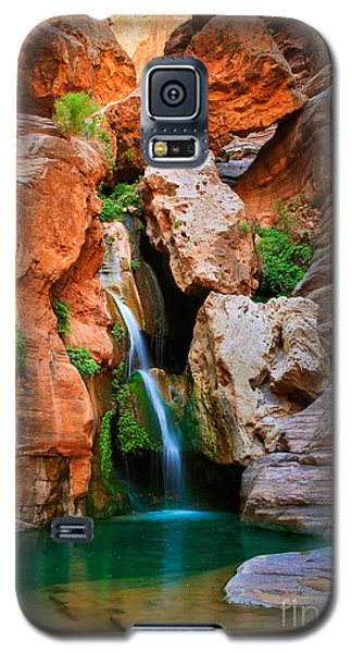 Elves Chasm Galaxy S5 Case by Inge Johnsson