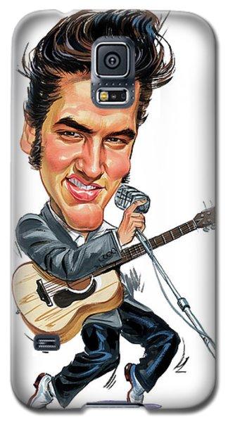 Elvis Presley Galaxy S5 Case by Art