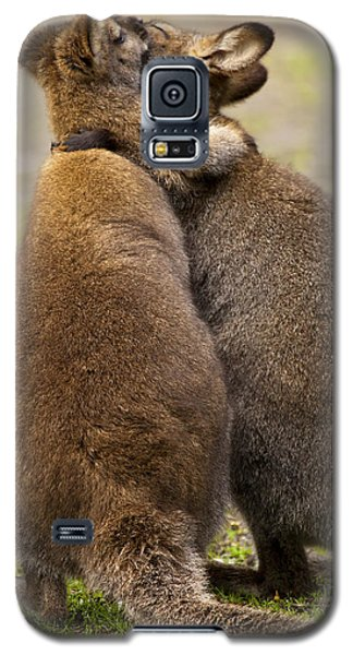 Embrace Galaxy S5 Case by Mike  Dawson