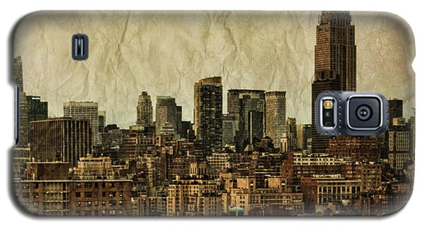 Architecture Galaxy S5 Cases - Empire Stories Galaxy S5 Case by Andrew Paranavitana