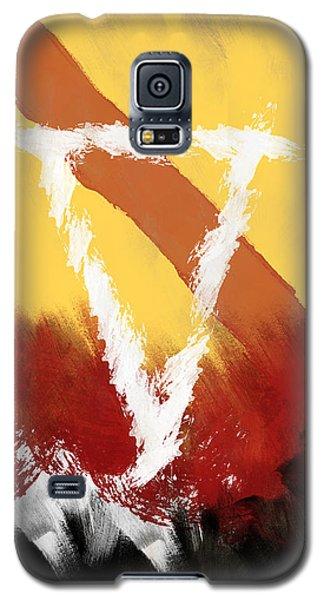 Enlightenment  Galaxy S5 Case by Condor