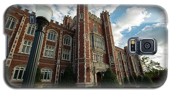 Evans Hall In The Evening Galaxy S5 Case by Nathan Hillis