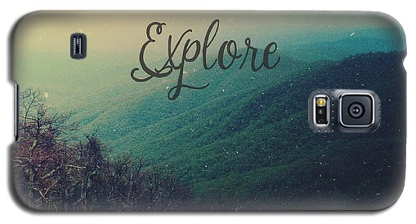 Explore Galaxy S5 Case by Joy StClaire