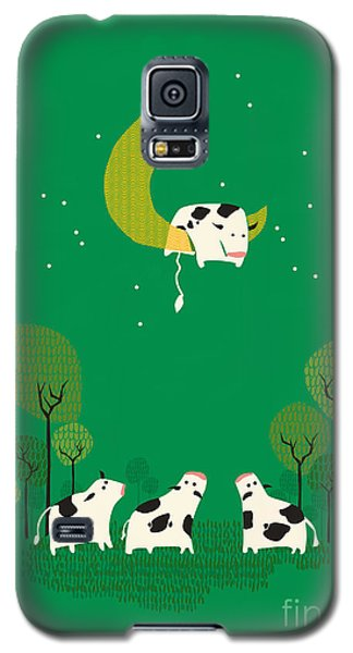 Moon Galaxy S5 Cases - Fail Galaxy S5 Case by Budi Kwan