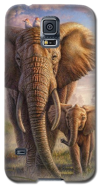 Family Stroll Galaxy S5 Case by Phil Jaeger
