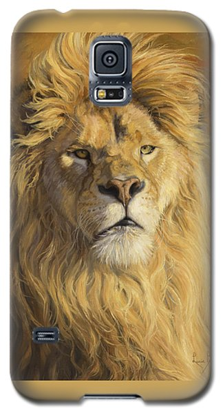 Fearless - Detail Galaxy S5 Case by Lucie Bilodeau