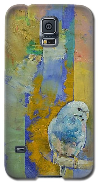 Feng Shui Parakeets Galaxy S5 Case by Michael Creese
