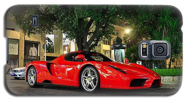 Ferrari Enzo Galaxy S5 Case by Marvin Blaine