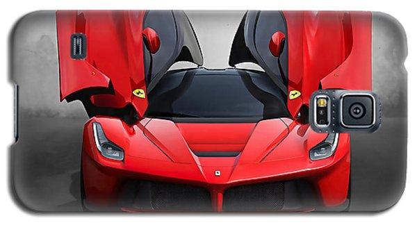 Ferrari Galaxy S5 Case by Marvin Blaine