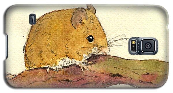 Field Mouse Galaxy S5 Case by Juan  Bosco