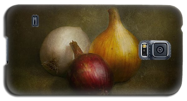Food - Onions - Onions  Galaxy S5 Case by Mike Savad
