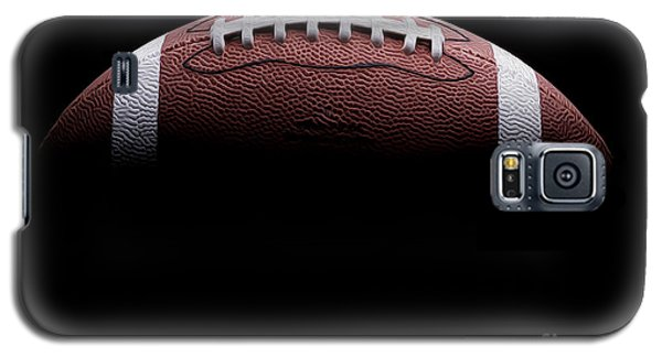 Football Painting Galaxy S5 Case by Jon Neidert