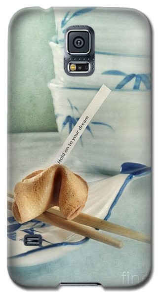 Still Life Galaxy S5 Cases - Fortune Cookie Galaxy S5 Case by Priska Wettstein