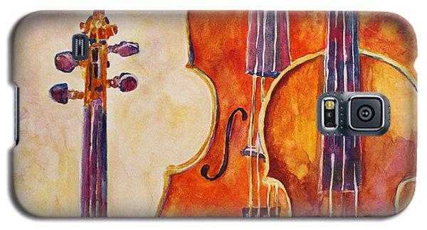 Four Violins Galaxy S5 Case by Jenny Armitage