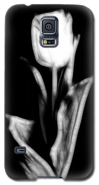 Fractal Tulip Galaxy S5 Case by Sebastian Musial