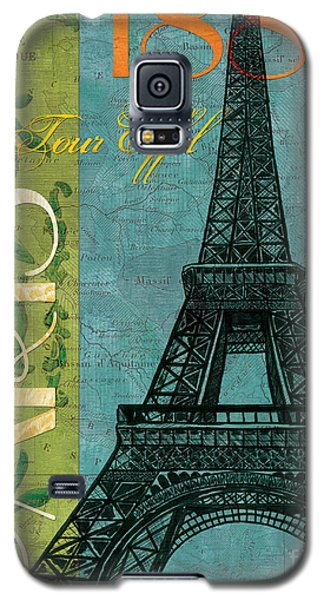 Francaise 1 Galaxy S5 Case by Debbie DeWitt