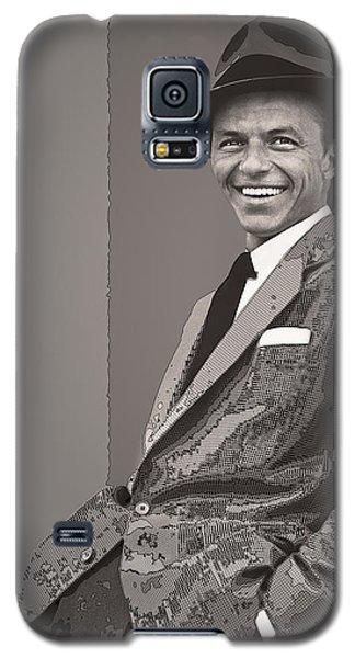 Frank Sinatra Galaxy S5 Case by Daniel Hagerman