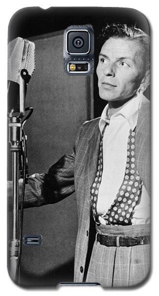 Frank Sinatra Galaxy S5 Case by Mountain Dreams