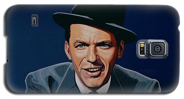 Frank Sinatra Galaxy S5 Case by Paul Meijering
