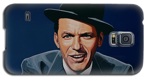 Recently Sold -  - Buy Galaxy S5 Cases - Frank Sinatra Galaxy S5 Case by Paul Meijering