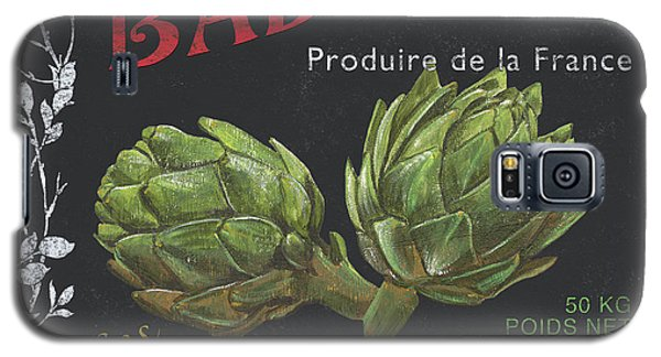 French Veggie Labels 1 Galaxy S5 Case by Debbie DeWitt