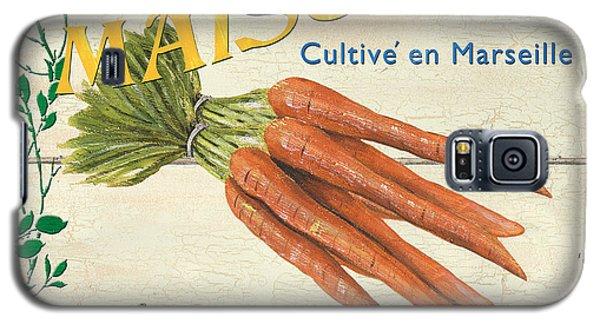 French Veggie Sign 2 Galaxy S5 Case by Debbie DeWitt