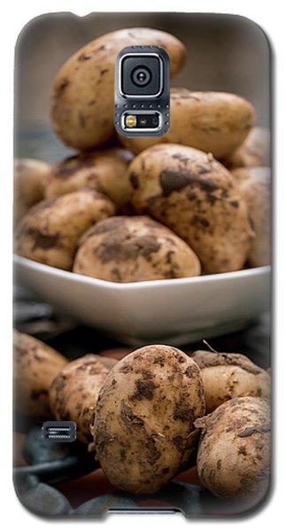 Fresh Potatoes Galaxy S5 Case by Aberration Films Ltd