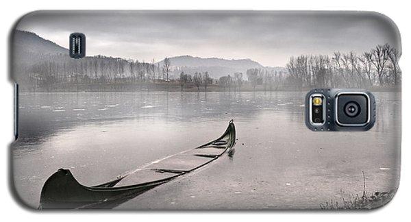 Frozen Day Galaxy S5 Case by Yuri Santin