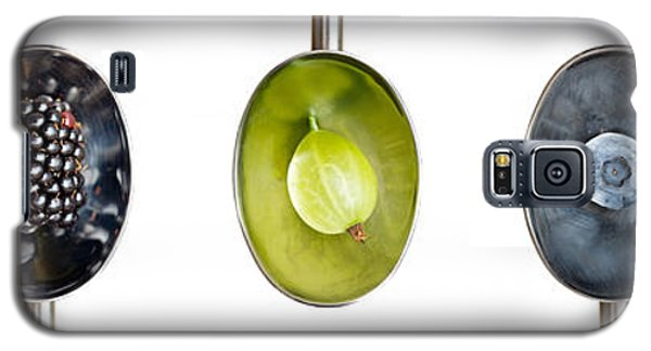 Fruit Spoons Galaxy S5 Case by Tim Gainey