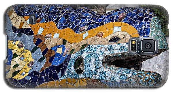 Gaudi Dragon Galaxy S5 Case by Joan Carroll