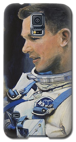 Gemini Viii Dave Scott Galaxy S5 Case by Simon Kregar