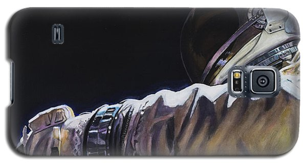 Gemini Xi - Into The Void Galaxy S5 Case by Simon Kregar