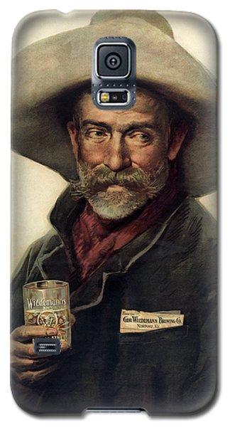 George Wiedemann's Brewing Company C. 1900 Galaxy S5 Case by Daniel Hagerman