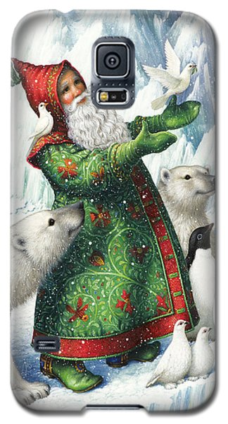 Gift Of Peace Galaxy S5 Case by Lynn Bywaters