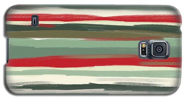 Gloomy Beach Day Galaxy S5 Case by Lourry Legarde