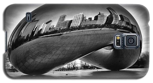 Glowing Bean Galaxy S5 Case by Sebastian Musial