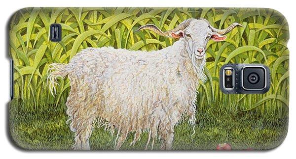 Goat Galaxy S5 Case by Ditz