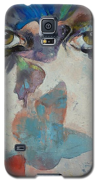 Galaxy S5 Cases - Gothic Butterflies Galaxy S5 Case by Michael Creese