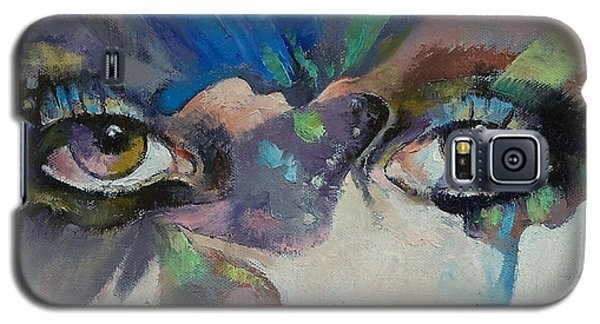 Gothic Butterflies Galaxy S5 Case by Michael Creese