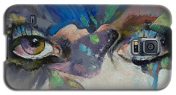 Buy Galaxy S5 Cases - Gothic Butterflies Galaxy S5 Case by Michael Creese