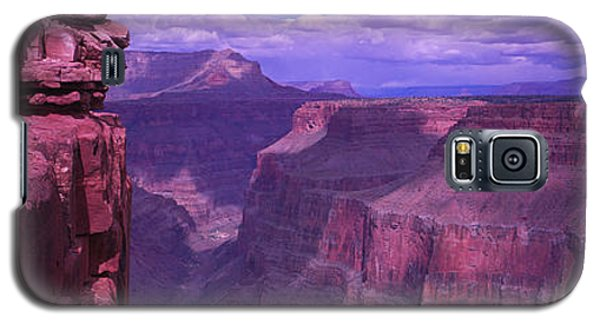 Grand Canyon, Arizona, Usa Galaxy S5 Case by Panoramic Images