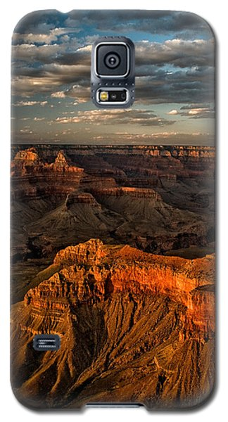 Grand Canyon Sunset Galaxy S5 Case by Cat Connor