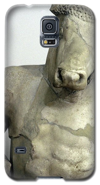 Greece, Athens Classical Era Marble Galaxy S5 Case by Jaynes Gallery