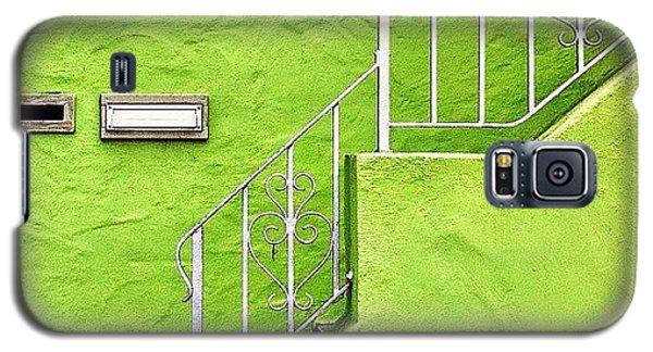 Green House  Galaxy S5 Case by Julie Gebhardt